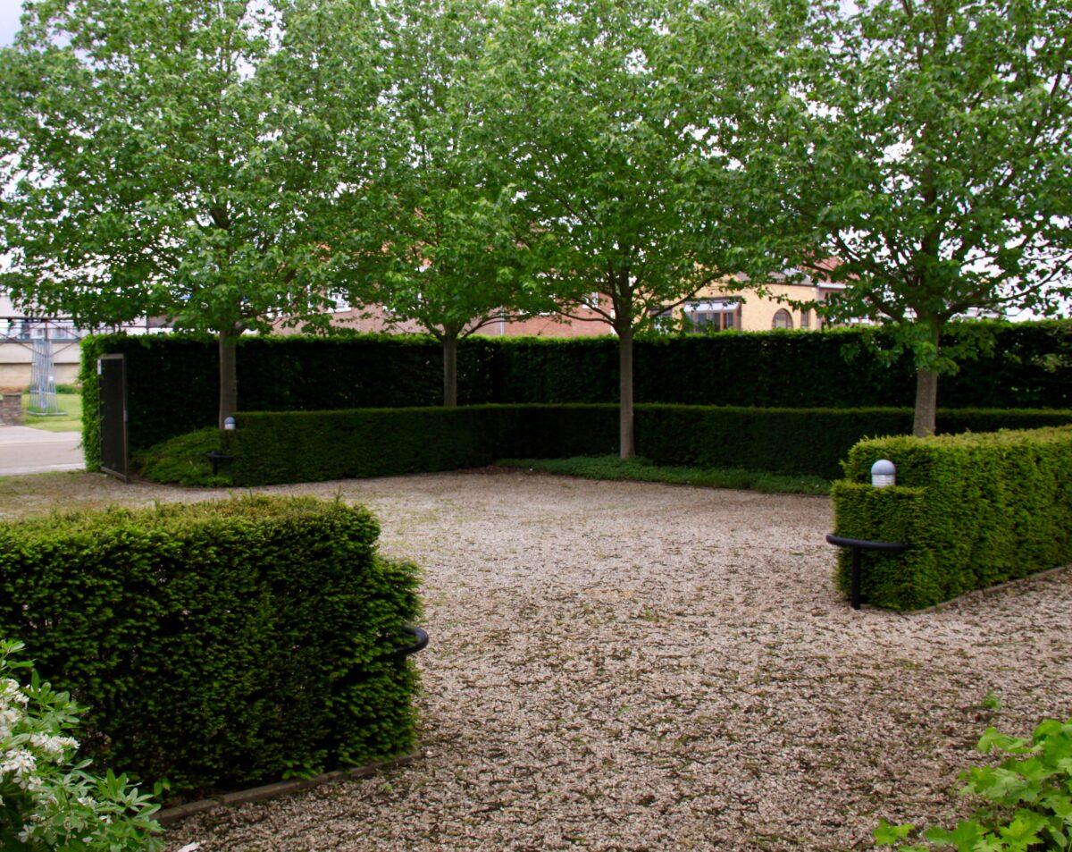 Sfeerbeeld van de realisatie voor een wijndistributeur in Hasselt